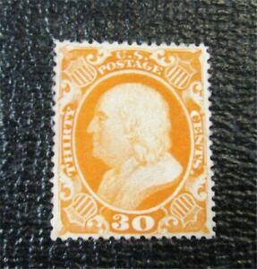nystamps US Stamp # 38 Mint OG H $2000   M5x048