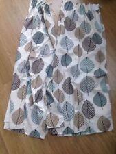 Dunelm 100% Cotton Curtains & Pelmets