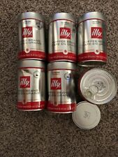 ILLY WHOLE BEAN COFFEE MEDIUM ROAST COFFEE CASE OF 6 Exp 9/19