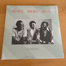 Muddy Waters, Johnny Winter, James Cotton - Live In Philadelphia 1977 (LP, NEW)