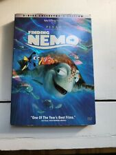 Finding Nemo 2-Disc Collector's Edition Dvd Walt Disney Pixar Dory