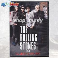 The Rolling Stones Live at Glastonbury - DVD Región 1 y 4