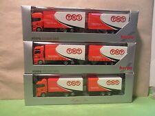 HERPA    ---  3 x  diverse Tandem HZ ---   Sped. TNT    --  MAN /  2 x Scania