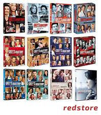 Grey's Anatomy -Stagioni 1-11 (65 DVD) Serie Completa Cofanetti Singoli italiani