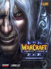 Warcraft frozen trône solutionsofficiel Strategiebuch