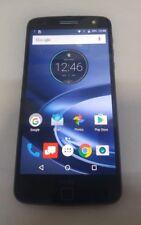 Motorola Moto Z Force 32GB (XT1650-02) Black - Verizon GSM Unlocked - See Below