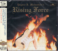 YNGWIE J.MALMSTEEN'S RISING FORCE-S/T-JAPAN SHM-CD D50