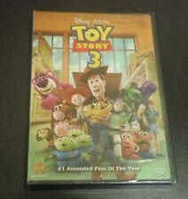 Toy Story 3 (DVD, 2010) Walt Disney Pixar woody buzz kids animated film movie