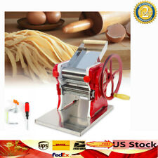 NEW!Multi-functional Manual Noodle Pasta Dumpling Skin Maker Machine dough stick