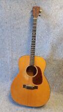 Vintage 1938 Martin 4 String Acoustic Tenor Guitar 0-18T
