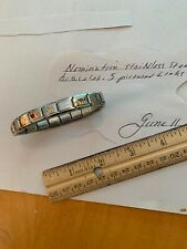 nomination bracelet, With 5 Pictured Links