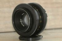 HELIOS-44-2 f/2 58mm Lens PL MOUNT LENS ARRIFLEX ARRI Red One 35MM