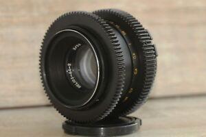 HELIOS-44-2 f/2 58mm Lens PL MOUNT LENS ARRIFLEX ARRI Red One 35MM