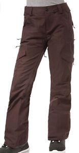 NWT Volcom Snow Aston Gore-TEX Pants Purple Size M