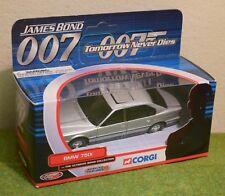 CORGI JAMES BOND 007 TOMORROW NEVER DIES BMW 750i TY05102
