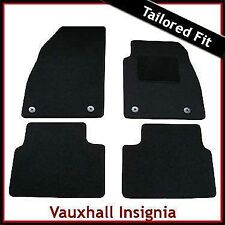 Vauxhall Insignia 2008-2013 Pre-Facelift Estate a Medida Alfombra Alfombrillas De Coche Negro