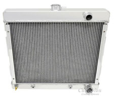 """1970 - 1972 Plymouth Duster 3 Row DR Radiator 22"""" Core Small Block"""