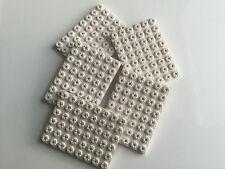 Tente Blanco -- 5 Placas 8x6 - NUEVAS - Combina gastos de envío -