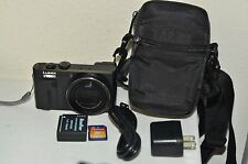 Panasonic LUMIX DMC-ZS60 18.0 MP Digital Camera - Black