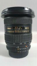 Nikon Nikkor AF 18-35mm F3.5-4.5 D IF-ED Lens