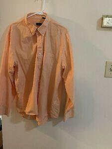 Izod button up shirt  mens  Size XL