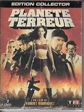 COFFRET DIGIPACK 2 DVD ZONE 2--PLANETE TERREUR--RODRIGUEZ/WILLIS/BIEHN/BROLIN