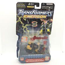 Transformers Energon Strongarm Action Figure Toy 2003 Hasbro