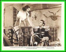 "MOVITA & JOHN CARROLL in ""Rose of the Rio Grande"" Original Vintage Photo 1938"