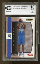 2004 UD Home Depot DWIGHT HOWARD #10 BCCG 10 RC (1621) Orlando Magic (SC2)