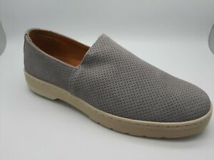Dr Martins Plano Men's Loafers in Grey. Brand New Boxed. RRP 79.99 No Reserve..