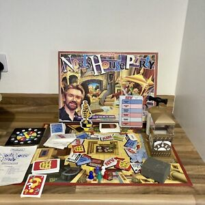 Vintage NOELS HOUSE PARTY GAME 1993 Waddingtons Boardgame Retro Family Game