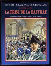 HISTOIRE DE LA REVOLUTION FRANCAISE 4 VOL. GOEPFERT & RUFFIEUX    EDITIONS ATLAS