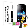 Screen protector Anti-shock Anti-scratch Anti-Shatter Clear Sony Xperia neo L