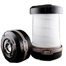 Outdoor Flashlight MAGICIAN PRO 3Way LED Cree R5 Lantern Camping Lamp Area Light