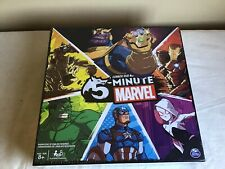 Brand New Sealed Spin Master Connor Reid Marvel Justice League Board Game