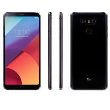 "Unlocked Negro LG G6 32GB H870 5.7"" Android Teléfono Móvil Dual Camera 13MP"