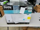 """Danby 17 6/25"""" Countertop Dishwasher with 6 Place Setting Capacity DDW621WDB photo"""