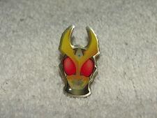 Kamen Rider Agito  Metal Pin from Masked Rider 10th Anniversary Set! Ultraman