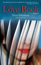 The Love Book, Solomon, Nina, Very Good Book