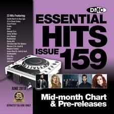 Essential Hits 159 CD Radio Edit Chart Music Disc ft George Ezra 'Shotgun'