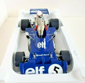 Jackie Stewart 1:18 Tyrrell 006 Ford F1 Grand Prix FIGURINE ONLY