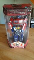 Hasbro Takara Transformers 20th Anniversary Optimus Prime G1UK Black Gun Version