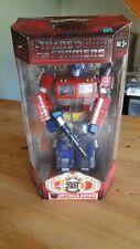 Hasbro Takara 20th Aniversario De Transformers Optimus Prime G1 Versión pistola negro.