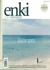 Enki for Modern Living Magazine May 2018 The Home of Design & Architecture