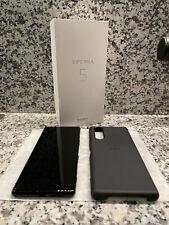 Sony Xperia 5 - 128GB - Black 128GB No-Simlock - DualSim