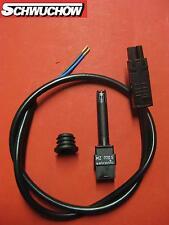 Fotowiderstand Flammenfühler MZ 770 S + Kabel + Adapter Oertli Intercal Satronic