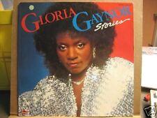 "GLORIA GAYNOR ""STORIES"" - 12"" MAXI SINGLE"