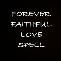Forever Faithful Love Spell Kit Make Up Marriage Happy Couple Marriage Cheat