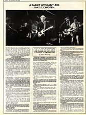 SL26/12/75p20 Article & Picture : Little Feat- A rabbit with antlers is a D.C. C