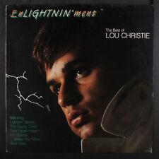 LOU CHRISTIE: Best Of LP (sl cw) Oldies